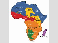 A Geographical Analysis of SubSaharan Africa
