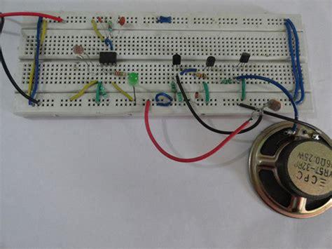 Day Night Indicator Using Circuit Diagram