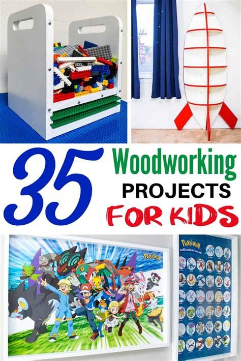 creative woodworking projects  kids  handyman