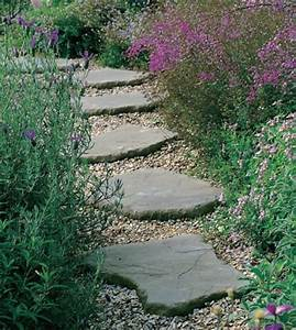 Rindenmulch Als Gartenweg : 25 best ideas about gartenwege anlegen on pinterest ~ Lizthompson.info Haus und Dekorationen