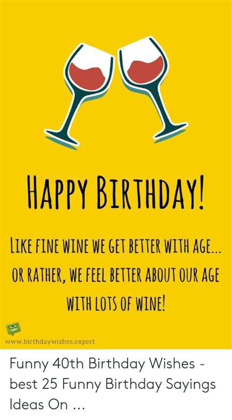 40 is all the more exciting for you because forty is the new twenty for you you will have many wishes per say do have a good day happy 40th birthday to you! 25+ Best Memes About Funny 40Th Birthday Memes | Funny 40Th Birthday Memes