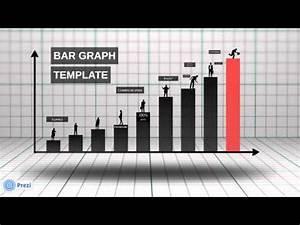 P Chart Template Bar Graph Prezi Template Youtube