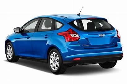 Focus Ford Se Hatchback Rear Motortrend Door