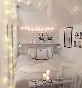 Lichterkette Im Zimmer : die besten 17 ideen zu schlafzimmer lichterkette auf pinterest lichterketten tumblr und ~ Markanthonyermac.com Haus und Dekorationen