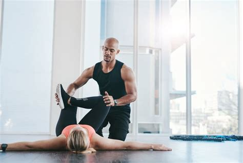 Assisted Stretching | Best Fitness Classes 2019 | POPSUGAR ...