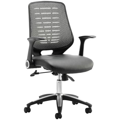 Office Chairs Baton baton leather mesh office chair cheap baton leather