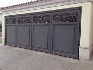 Tendencias en puertas de herreria (19) Decoracion de interiores Fachadas para casas como