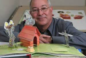 Angels: Interview with Bruce Foster, paper engineer plus ...