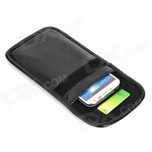 Pochette Téléphone Portable : universal protection radioprotection blind pu sac ~ Premium-room.com Idées de Décoration
