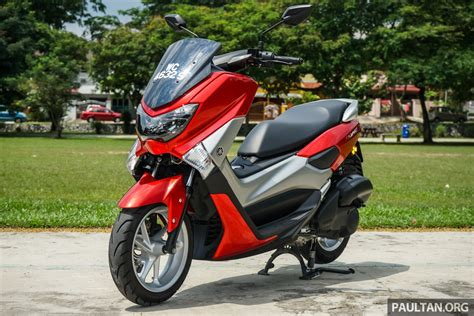 Rencana Nmax 2018 by Review 2016 Yamaha Nmax Scooter Pcx150 Killer