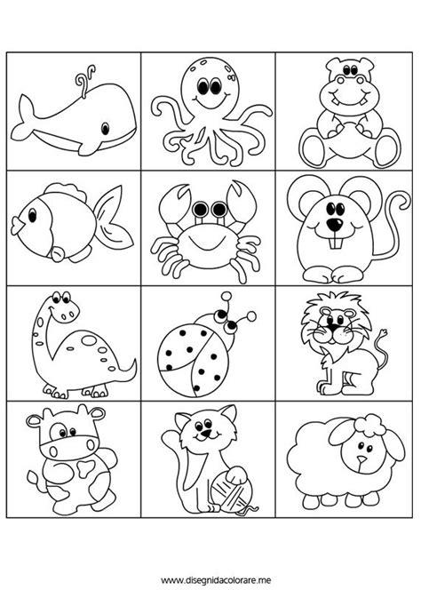 pesci da colorare per bambini scuola infanzia accoglienza contrassegni scuola infanzia animali