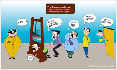 business guillotine  brave people  set