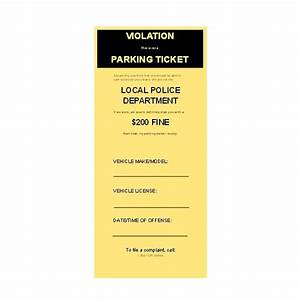 parking ticket photoyr bloguezcom With free fake parking ticket template