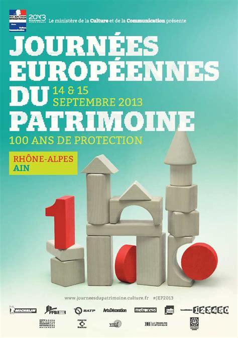 Calaméo Programme des Journées du Patrimoine Rhône Alpes