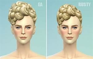 Ep01 Pixi Curly Hair Edit At Rusty Nail  U00bb Sims 4 Updates