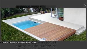 Mobile Terrasse Pool : terrasse mobile exterior design pinterest backyard gardens and small pools ~ Sanjose-hotels-ca.com Haus und Dekorationen