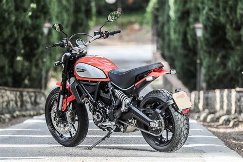 Modification Ducati Scrambler Icon by Tested 2019 Ducati Scrambler Icon True Italian Spirit