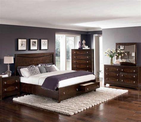 Bedroom Color Ideas Brown Furniture by Bedroom Design Storage Platform Bedroom Sets Modern