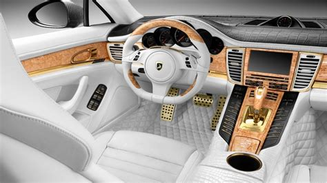 Top 5 The Best Luxury Car Interior Design