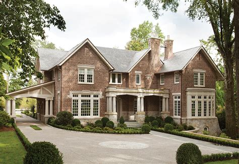 front porches on colonial homes tudor treasure architect frank neely designs an