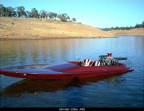 Vintage Ski Boats For Sale Australia by Wood Flat Bottom Boat Woodworking Projects Plans