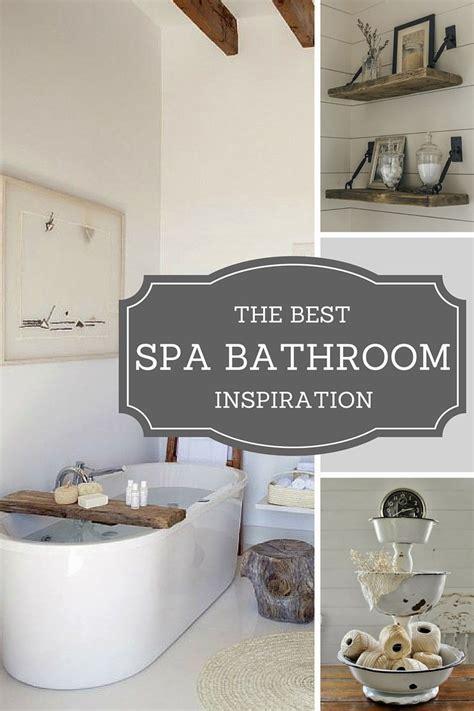 Beautiful Spa Bathrooms by Beautiful Spa Bathroom Diy Ideas I The Bathtub Caddy