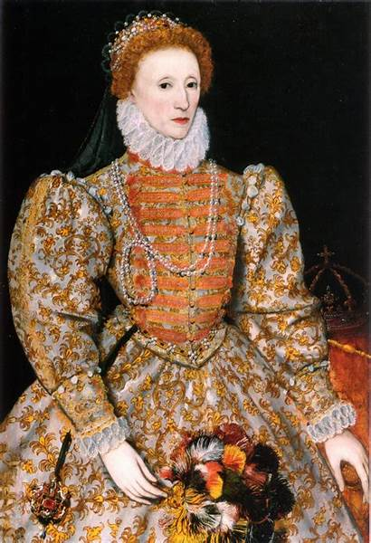 British History Queen Elizabeth Intriguing