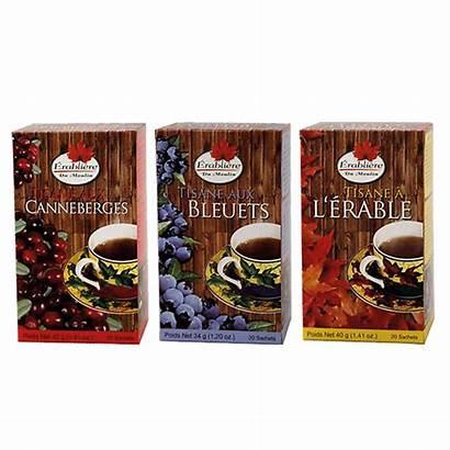 Maple Herbal Teas Canada Tea Grinder Lot