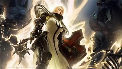 Diablo D3 Warrior Crusaders Wallpapers Fantasy Iii