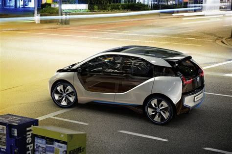 Behold! Bmw Launches Ecofriendly I3 Suv