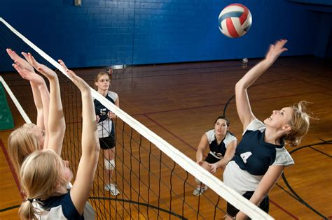 volleyball drills  routines  middle school kids