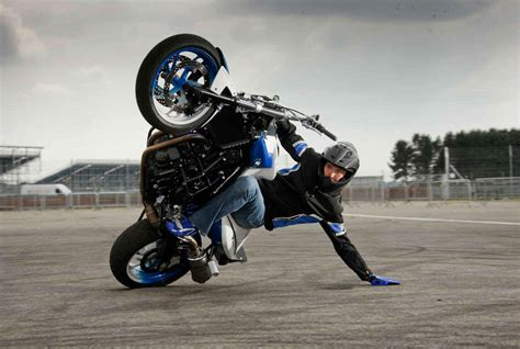How To Become A Stunt Rider With Bikesure