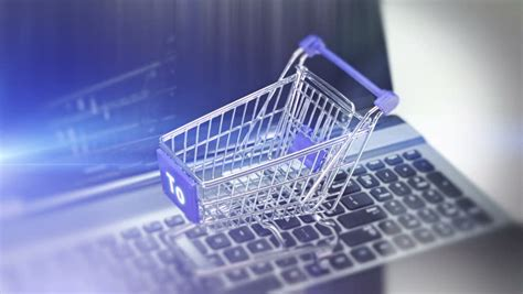 shopping shopping cart  stock footage video