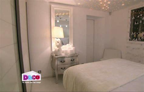 chambre blanche et chambre blanche de julie et alexandre sur m6 deco fr