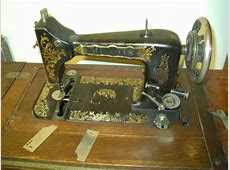 Need help identifyingdating Damascus threadle sewing machine