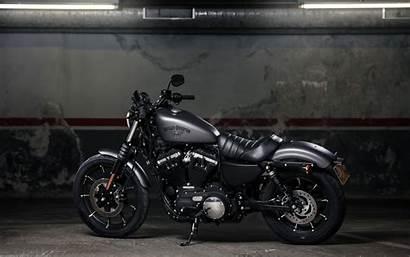 Harley Davidson 883 Iron 4k Motorcycle Motorcycles