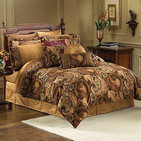 croscill burgess comforter set bed bath beyond