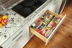 Schubladen Ordnungssystem Küche : schlichte einrichtungen f r mehr lagerfl che in der k che ~ Michelbontemps.com Haus und Dekorationen