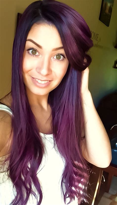violet hair color 20 best ideas about violet hair on