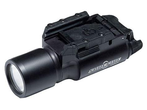surefire pistol light surefire x300 pistol light white led fits picatinny or