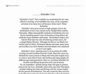 Oskar Schindler Essay Barilla Spa Case Solution Oskar Schindler  Oskar Schindler Essay Examples Gender Equality Essay Paper Business Argumentative Essay Topics also Narrative Essay Topics For High School  Example Of Thesis Statement For Argumentative Essay