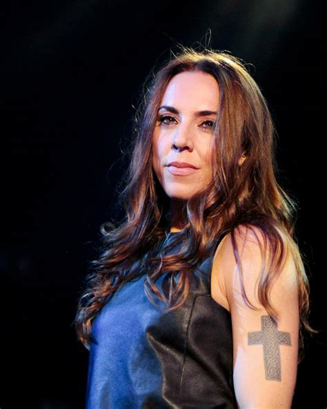 Mel C On Developing Depression And Eating Disorders While