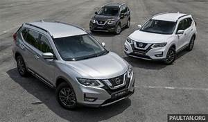 Nissan X Trail 2019 : 2019 nissan x trail facelift in malaysia spec by spec comparison for all variants from rm134k ~ Melissatoandfro.com Idées de Décoration