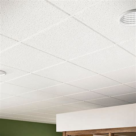 sektor 14mm square edge perforated ceiling tile