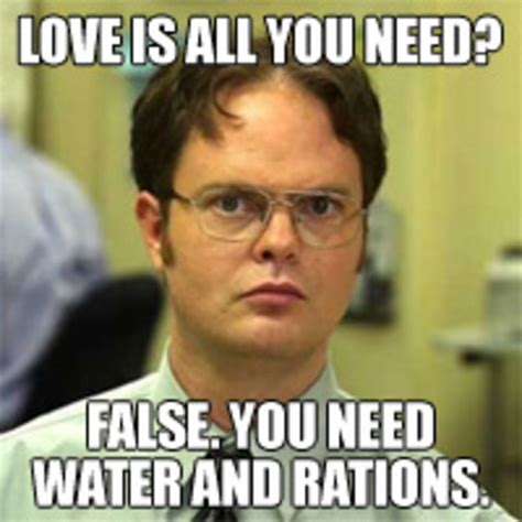 Dwight Schrute Meme - schrute facts know your meme