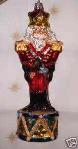 6 grand nutcracker radko 3010316 grand stand nutcracker retired ornament n1