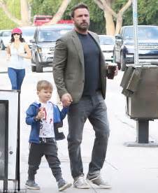 Ben Affleck steps out with son Samuel for coffee run ...