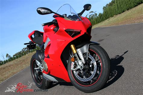 Review Ducati Panigale by Review 2018 Ducati Panigale V4 S Bike Review