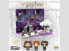 Funko Launches a 'Harry Potter' Pocket Pop Advent Calendar