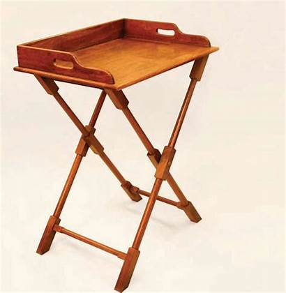 Folding Table Wood Laptop Lightweight Portable Solid